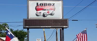 lopez auto clinic expert auto repair giddings tx 78942